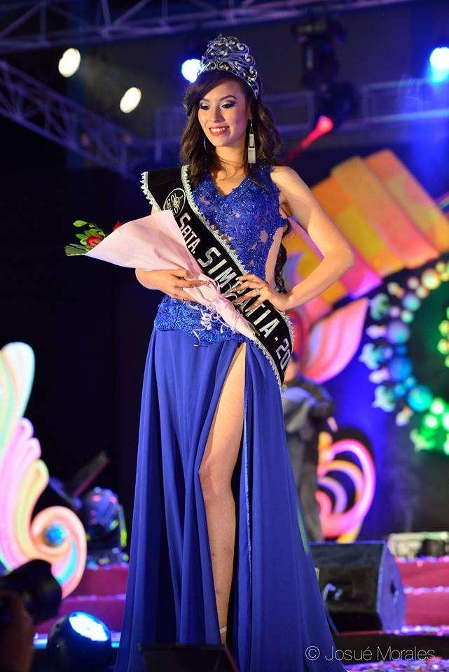 Candidata al miss santa cruz bolivia grisell molina - 3 4