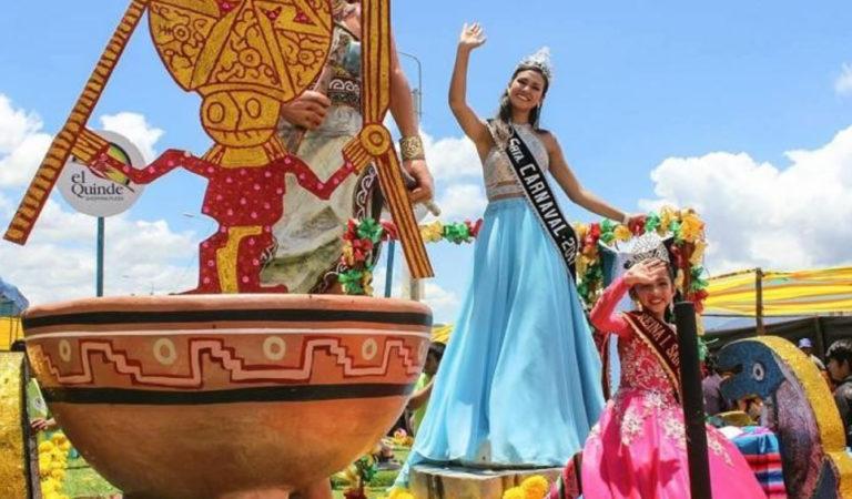 Ganadores del Gran Corso de Carnaval de Cajamarca 2017