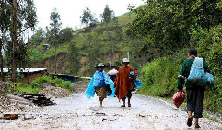 Dos carreteras permanecen interrumpidas y 31 continúan restringidas a escala nacional