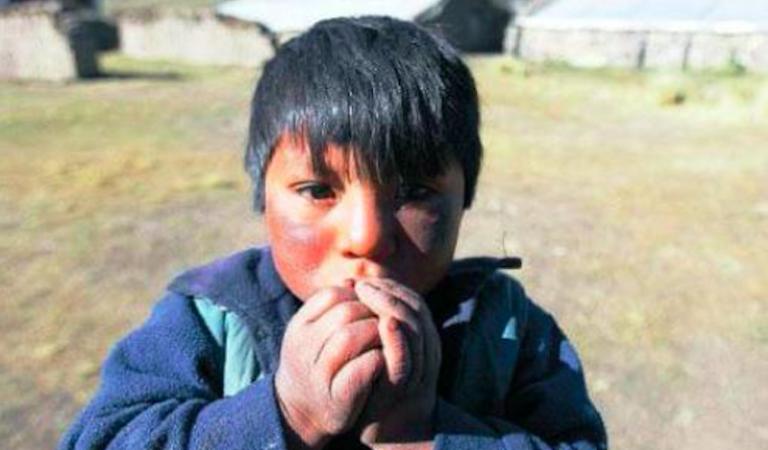 Temperaturas descenderán hasta 18 grados bajo cero en la sierra peruana
