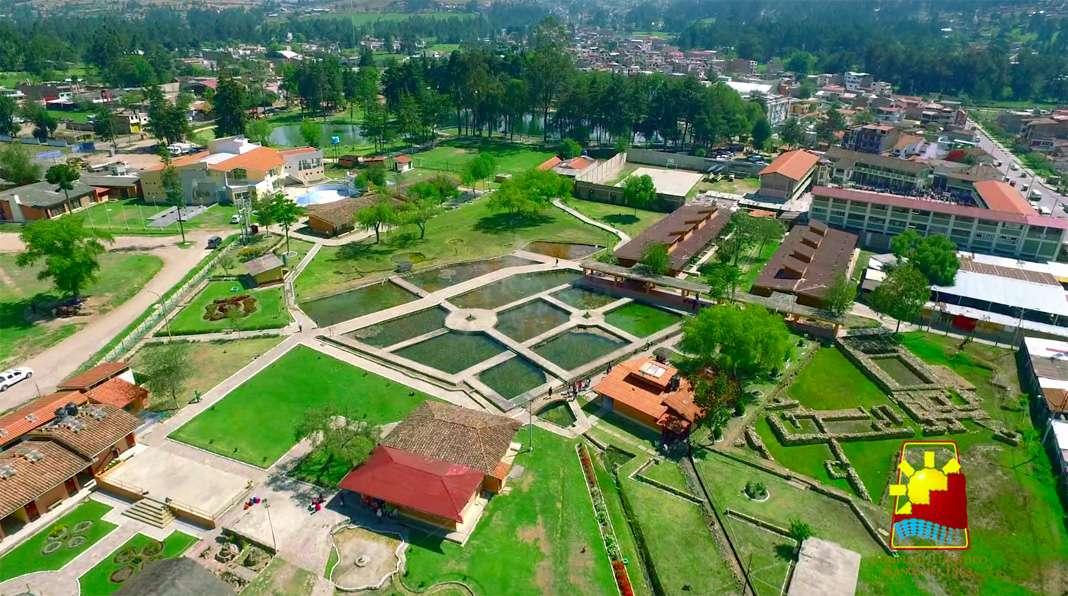 Los Baños del Inca, uno de los 15 lugares turísticos de Cajamarca que debes conocer