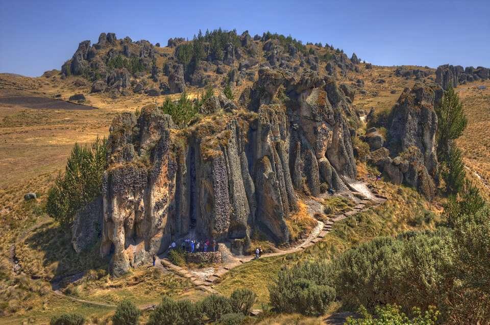 Cumbe Mayo, uno de los 15 lugares turísticos de Cajamarca que debes conocer