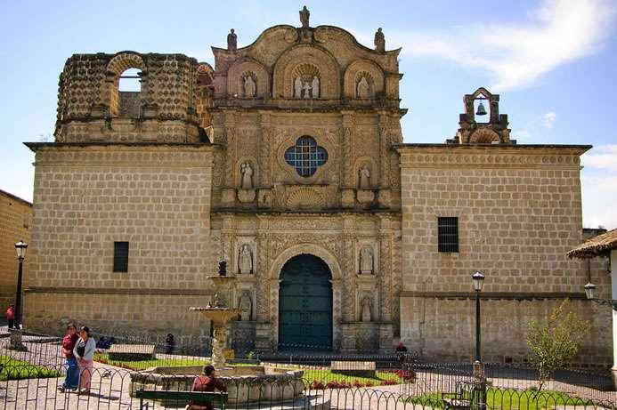Iglesia Belén, uno de los 15 lugares turísticos de Cajamarca que debes conocer