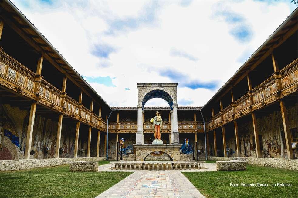 Santuario de Polloc, uno de los 15 lugares turísticos de Cajamarca que debes conocer