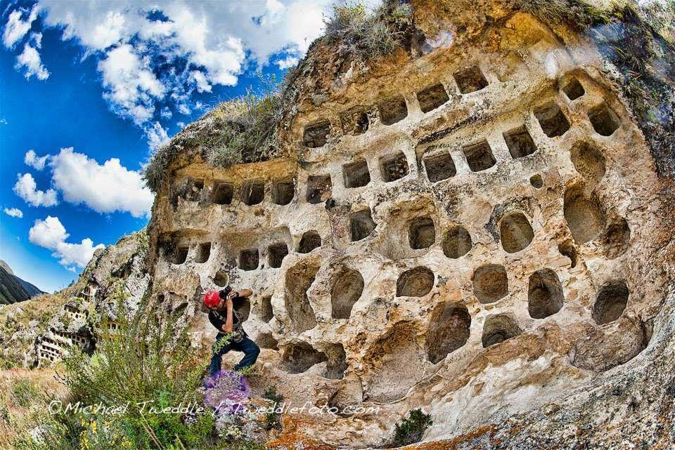 Ventanillas de Combayo, uno de los 15 lugares turísticos de Cajamarca que debes conocer