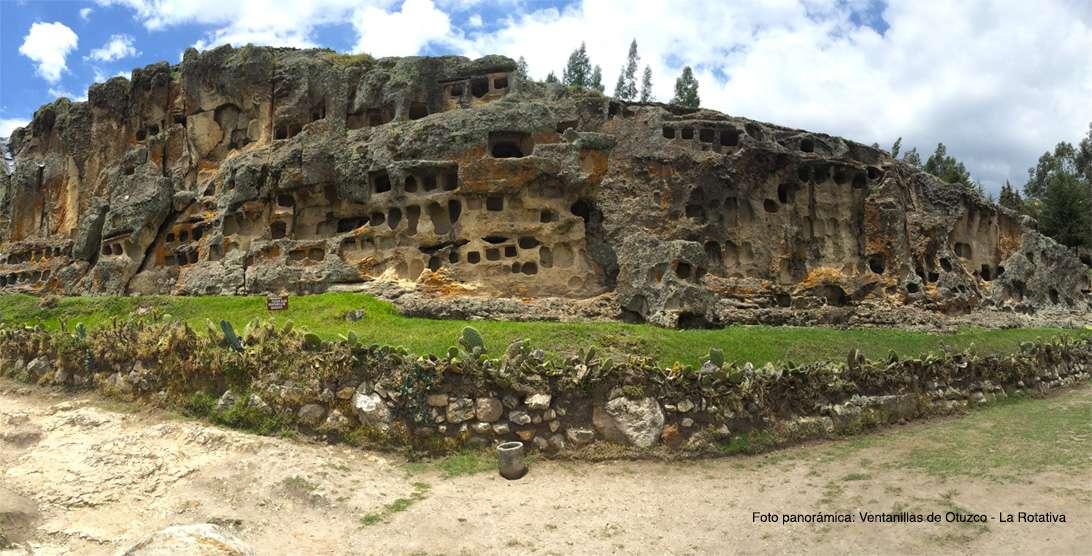 Ventanillas de Otuzco, uno de los 15 lugares turísticos de Cajamarca que debes conocer
