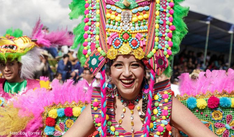 FOTOS: Gran Corso de Carnaval de Cajamarca 2018