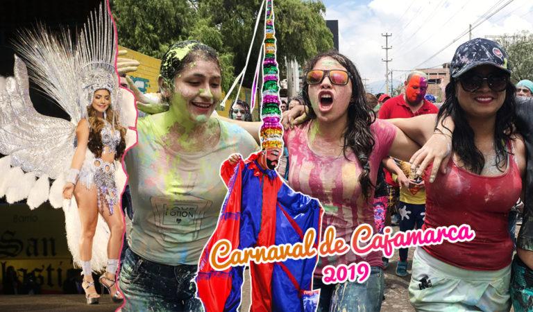 Carnaval de Cajamarca 2019: conoce los días principales