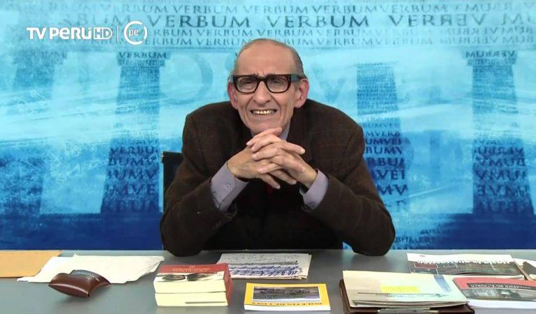 TV Perú emitirá hoy homenaje al intelectual Marco Aurelio Nenegri