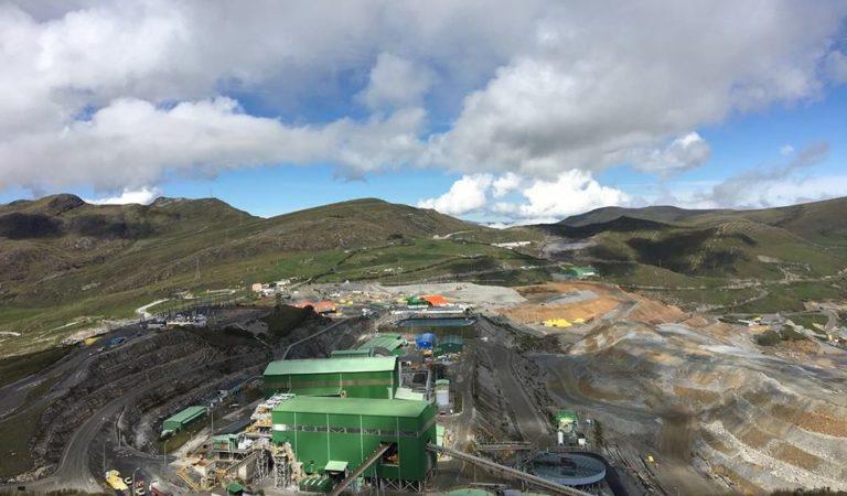 Gold Fields planea extender vida de mina Cerro Corona hasta el 2040