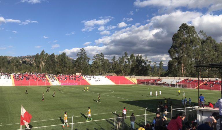 Comerciantes Unidos vs Sport Boys en el estadio Cristo El Señor
