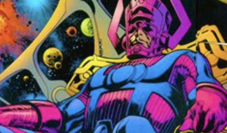 """Galactus podría aterrizar en """"Vengadores 4"""""""