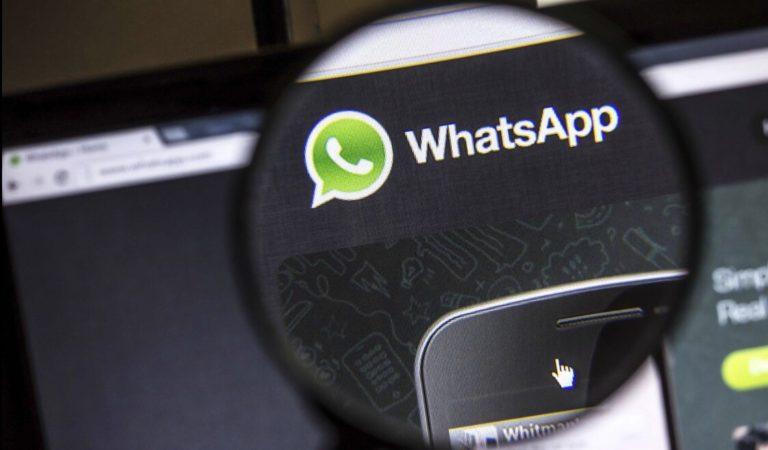 WhatsApp tendrá una versión oscura y otras novedades