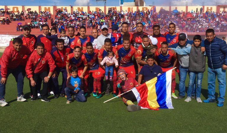Sipesa reclamó por irregular participación de Racing Club en Copa Perú