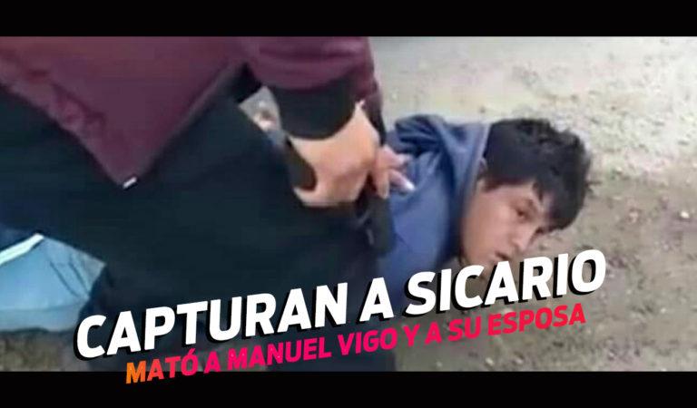 Capturan a uno de los sicarios que asesinó a alcalde electo de Asunción | VIDEO