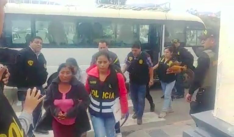 PNP desbarata banda dedicada a la producción de droga en Cajamarca