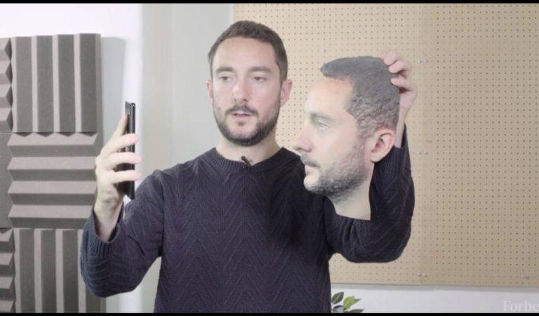 Una cara impresa en 3D consigue desbloquear casi todos los celulares