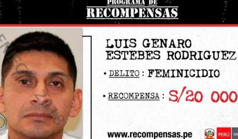 Presunto asesino de mujer hallada en cilindro es incluido en lista de 'los más buscados'
