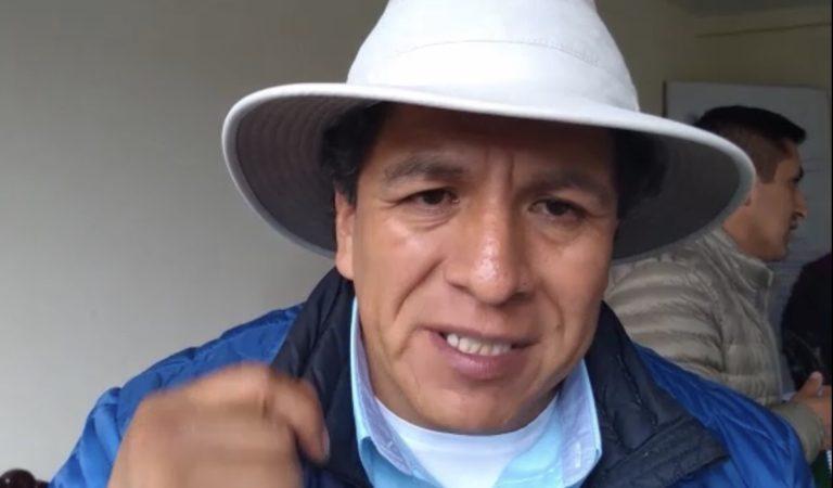 Godo Vásquez denunció corrupción en gestión de Porfirio Medina   VIDEO