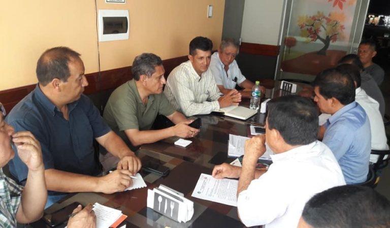 Gobernador Regional se reunió con productores de arroz de San Ignacio y Jaén
