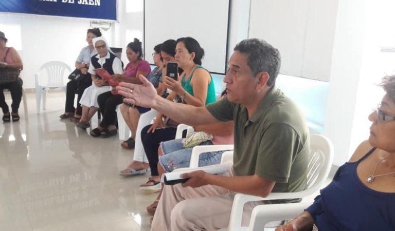 Mesías Guevara se reúne con mujeres emprendedoras de Jaén y San Ignacio