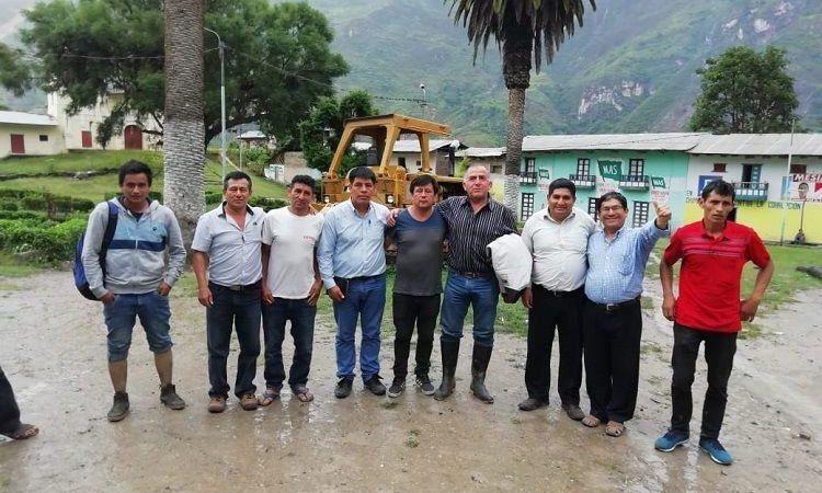 Evalúan riesgo de desastres en 12 puntos críticos de la región Cajamarca