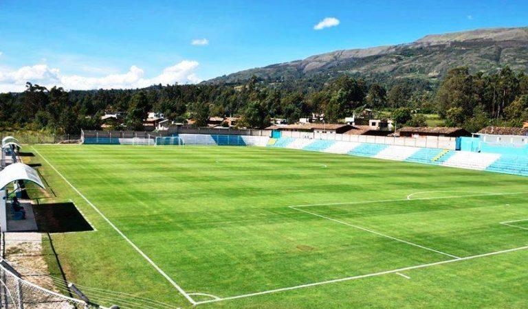 FPF inspeccionará el estadio de Cajabamba