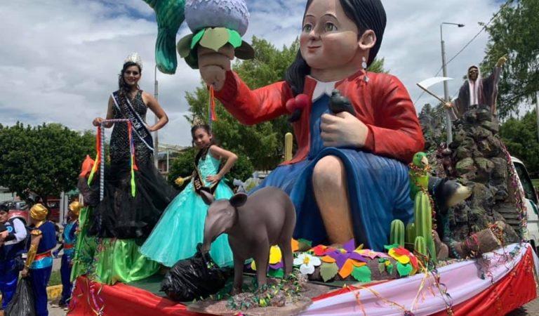 Ganadores del Gran Corso de Carnaval 2019