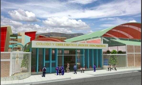 Hallan droga en colegio emblemático de Cajamarca