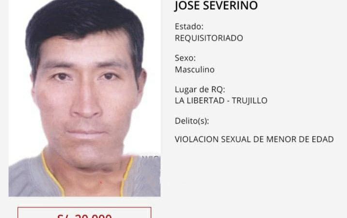 """Capturan a otro de los """"más buscados"""" en Cajabamba"""