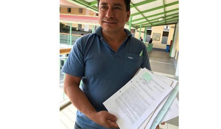 """""""Gerencia de Transportes de la Municipalidad de Cajamarca beneficia solo a un grupo de mototaxistas"""""""