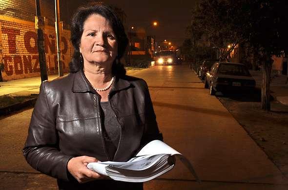 Lucy Borja denunció dijo que las víctimas de Beto Ortiz eran niños.